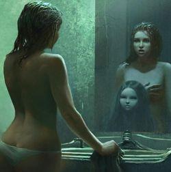 Почему ночью нельзя смотреть в зеркало?