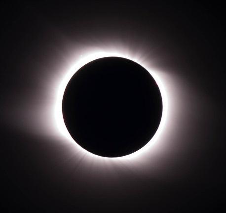 Что такое солнечное затмение?