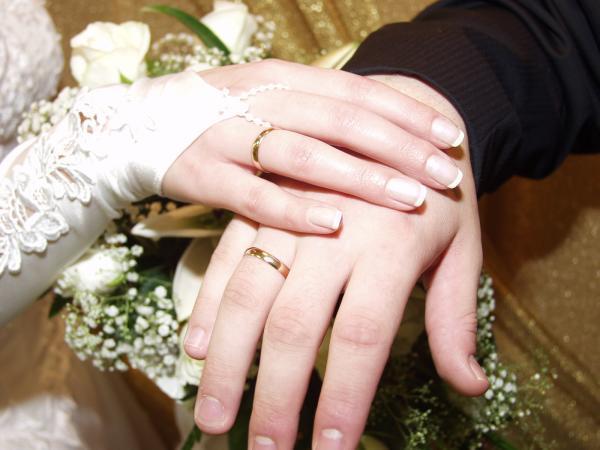 WExplain.ru - Почему обручальное кольцо носят на безымянном пальце?