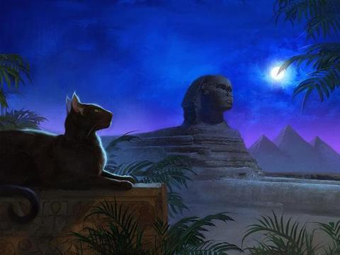 WExplain.ru - Почему в Древнем Египте почитали кошек?