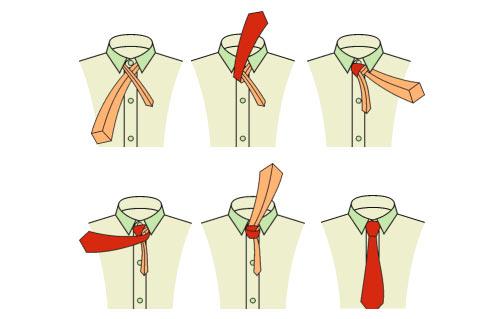 WExplain.ru - Как завязать галстук?