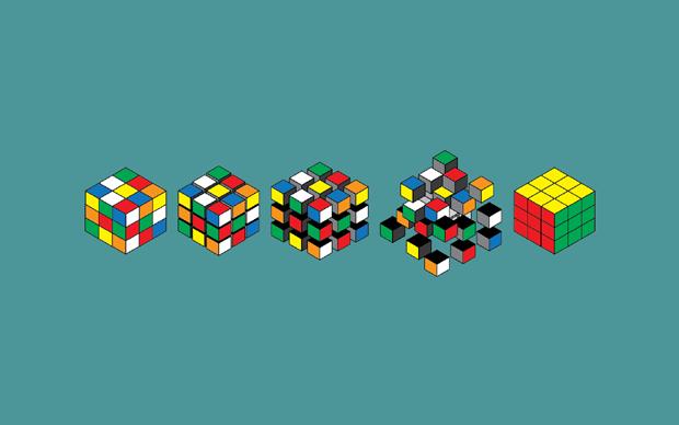WExplain.ru - Как собрать кубик Рубика?