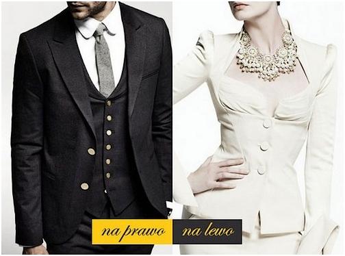 WExplain.ru - Почему мужская одежда застегивается направо, а женская налево?