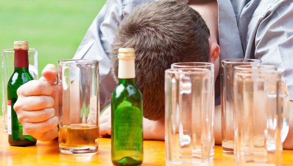 WExplain.ru - Почему человек пьянеет от алкоголя?