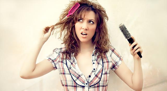 WExplain.ru - Почему волосы быстро становятся жирными?