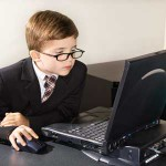 Компьютер для ребенка — вред?