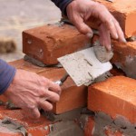 Как построить кирпичную баню?