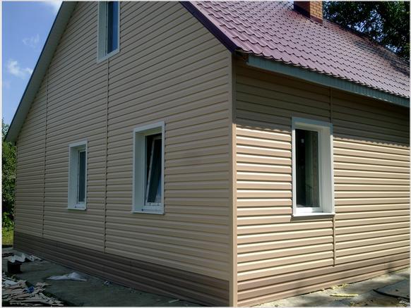 WExplain.ru - Как отделать дом сайдингом?