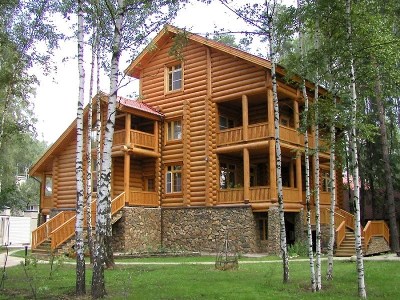 WExplain.ru - В чем преимущества деревянных домов?
