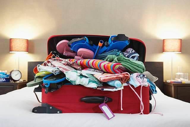 WExplain.ru - Как правильно собирать чемоданы?