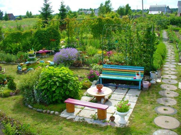 WExplain.ru - Как сделать свой огород полезным и красивым?