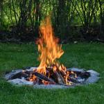 Как развести огонь?