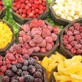 Как правильно заморозить фрукты и овощи?