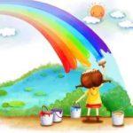 Откуда появляется радуга?